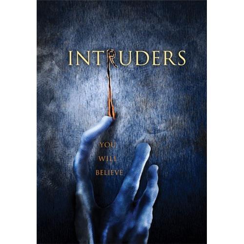 Intruders DVD Movie 1992 886470647125