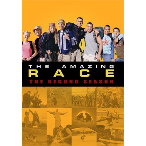 Amazing Race Season 2 DVD Movie 2002 - Drama Movies and DVDs