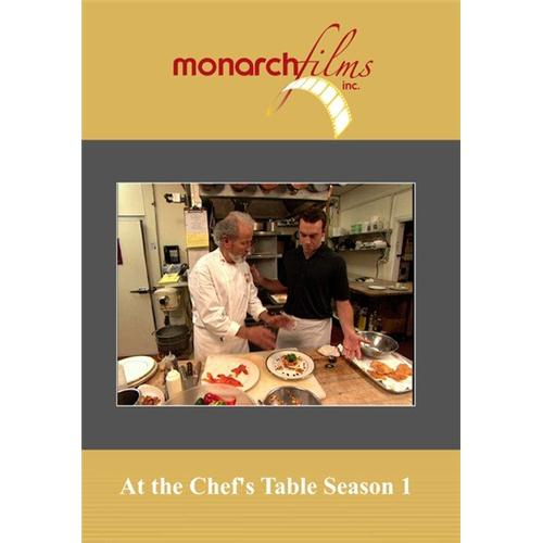 At The Chefs Table Season 1(4 Disc Set) DVD Movie 2009 - Documentary Movies and DVDs