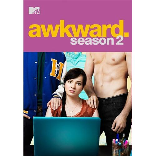 Awkward: Season 2(2 Disc Set) DVD Movie 2012 - Comedy Movies and DVDs