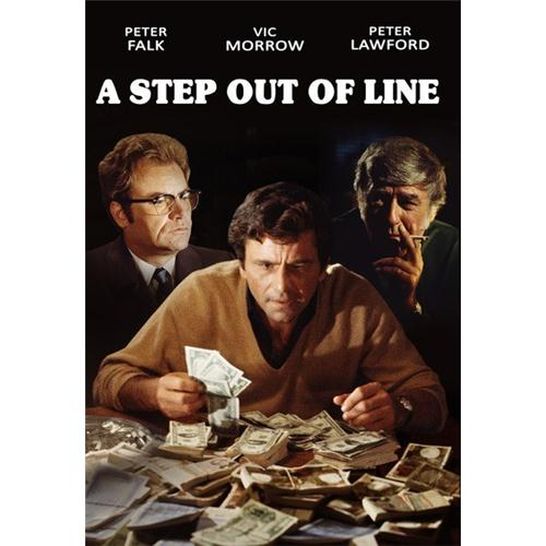 A Step Out Of Line DVD Movie 1971 - Drama Movies and DVDs