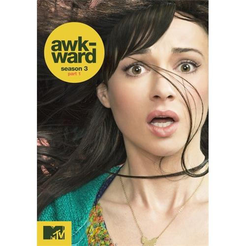 Awkward: Season 3, Part 1 DVD Movie 2013 - Comedy Movies and DVDs