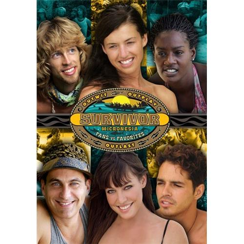 Survivor, S16 (Micronesia) - TV Shows Movies and DVDs