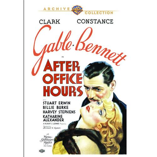 After Office Hours (1935) - Drama Movies and DVDs