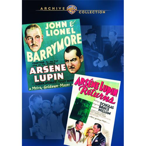 Arsene Lupin Double Feature - Mystery and Suspense Movies and DVDs