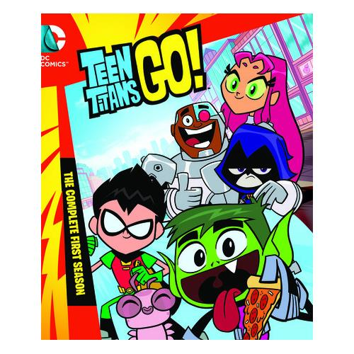 Teen Titans Go! The Complete First Season  (BD) BD-50 888574146290