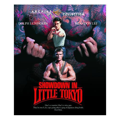 Showdown in Little Tokyo (BD) BD-25 888574320027