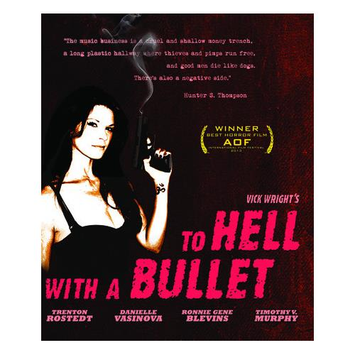 To Hell with a Bullet BD-25 889290202680