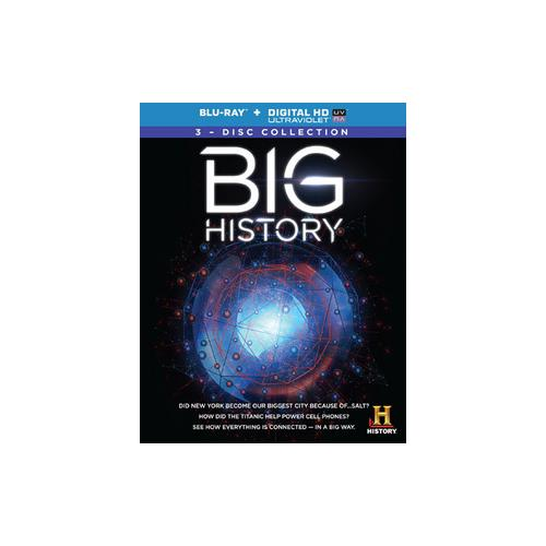 BIG HISTORY (BLU RAY W/ULTRAVIOLET) (WS/ENG/SP SUB/ENG SDH/5.1 DTS-HD/3DISC 31398181873
