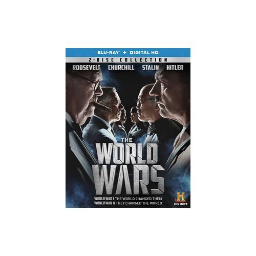 WORLD WARS (BLU RAY W/DIGITAL) (WS/ENG/ENG SDH/5.1 DTS-HD/2DISCS) 31398196716