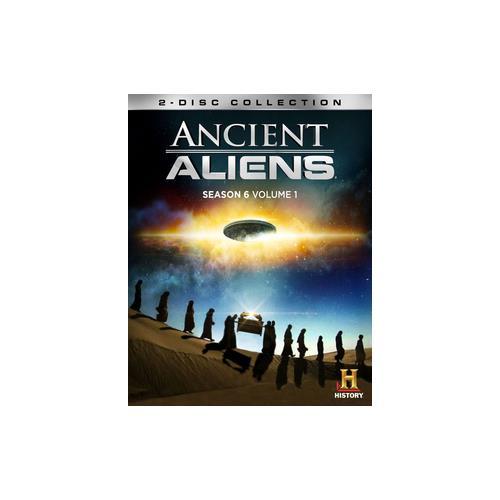 ANCIENT ALIENS-SEASON 6 V01 (BLU RAY) (WS/ENG/SPAN SUB/ENG SDH/5.1DTS/2DVD) 31398204435