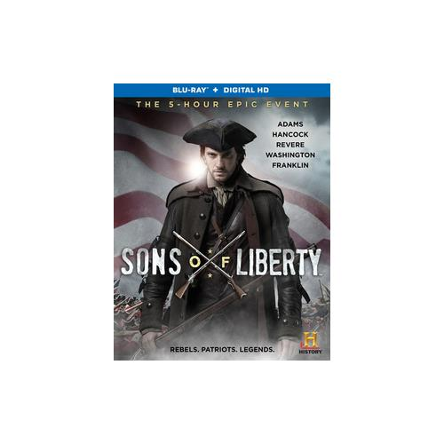 SONS OF LIBERTY (BLU RAY) (WS/ENG/SPAN SUB/ENG SDH/5.1 DTS-HD) 31398214533