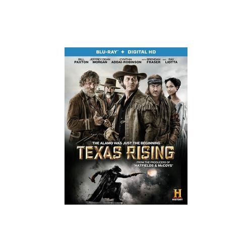 TEXAS RISING (BLU RAY) (WS/ENG/ENG SUB/SPAN SUB/ENG SDH/5.1 DTS-HD/2DISCS) 31398225638
