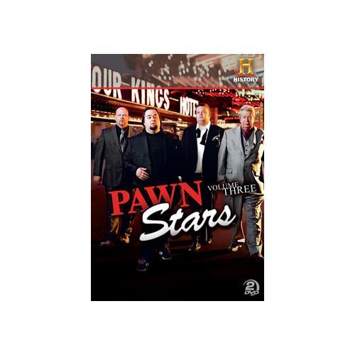 PAWN STARS-SEASON 3 (DVD/2 DISC) 733961230789
