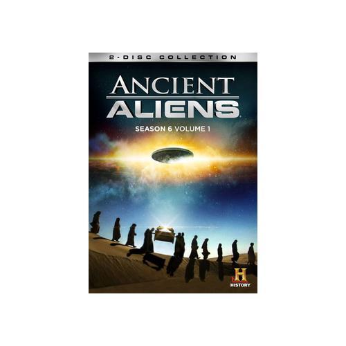 ANCIENT ALIENS-SEASON 6 V01 (DVD) (WS/ENG/SPAN SUB/ENG SDH/5.1DD/2DISCS) 31398204404
