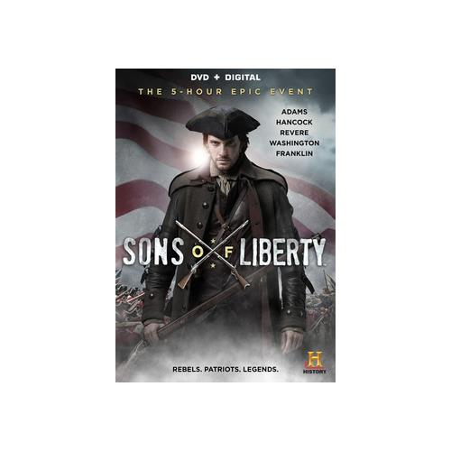 SONS OF LIBERTY (DVD) (WS/ENG/SPAN SUB/ENG SDH/2DISCS) 31398214526