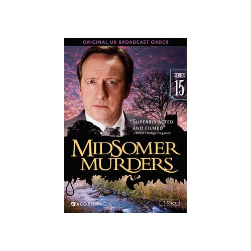 MIDSOMER MURDERS SET 15 (DVD/4 DISC/WS 1.78/DOL DIG 2.0) 54961238293