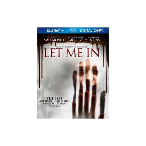 LET ME IN (BLU-RAY) 13132146492