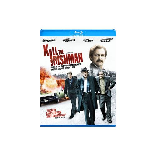 KILL THE IRISHMAN (BLU-RAY) 13132219899
