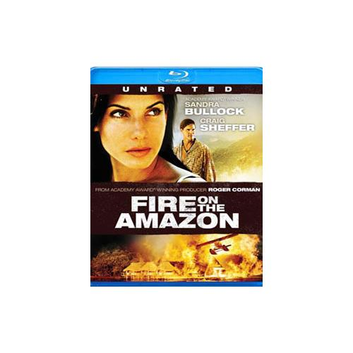 FIRE ON THE AMAZON (BLU-RAY) 13132247991