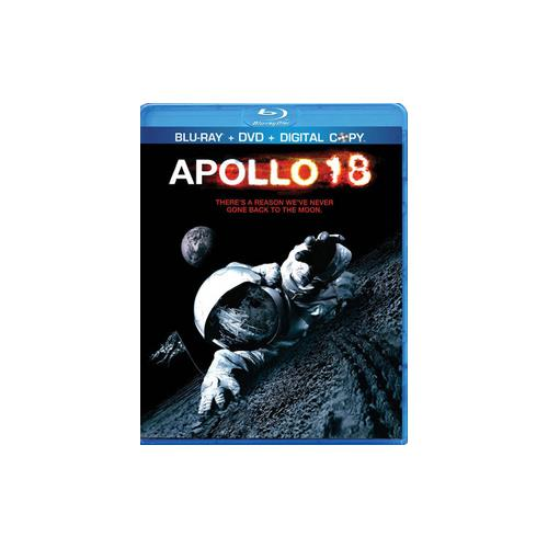 APOLLO 18 (BLU-RAY/DVD COMBO/DIGITAL COPY/2 DISC) 13132321899