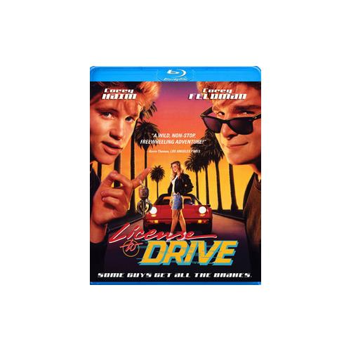 LICENSE TO DRIVE (BLU-RAY) 13132462998
