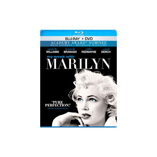 MY WEEK WITH MARILYN (BLU-RAY/DVD/COMBO) 13132470191