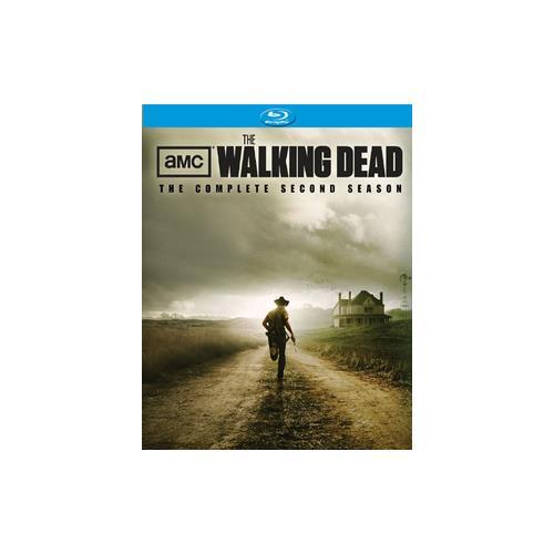 WALKING DEAD-SEASON 2 (BLU-RAY/4 DISC) 13132526096