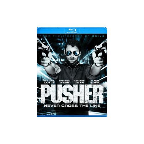 PUSHER (BLU-RAY) 13132604527