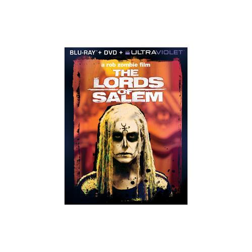 LORDS OF SALEM (BLU-RAY/DVD COMBO/UV/3 DISC) 13132606309