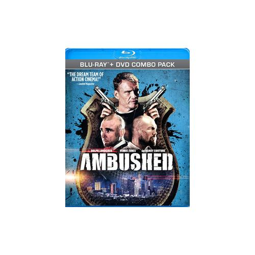 AMBUSHED (BLU-RAY/DVD/2 DISC) 13132608341