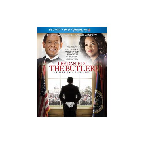 BUTLER (2013/BLU-RAY/DVD COMBO/UV/LEE DANIELS) 13132611815