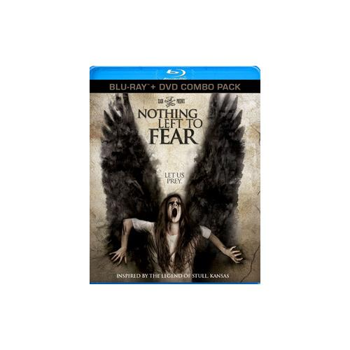 NOTHING LEFT TO FEAR (BLU-RAY/DVD COMBO/2 DISC) 13132611945