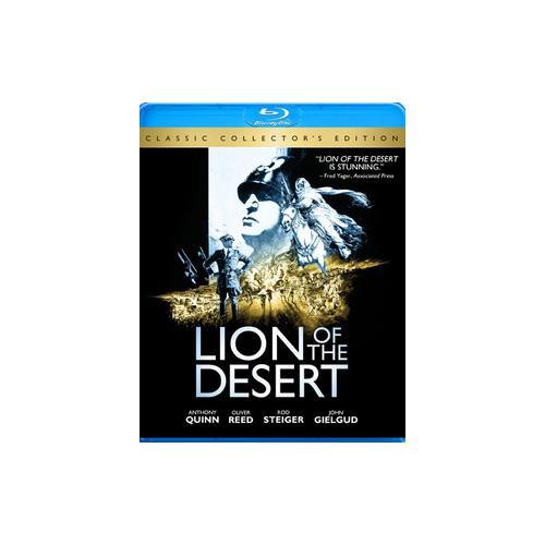LION OF THE DESERT (BLU-RAY) 13132612430