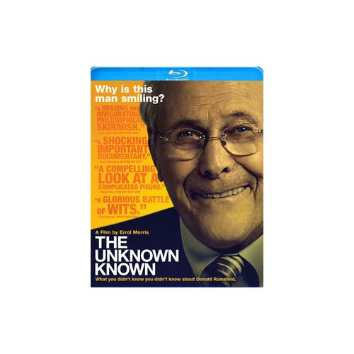 UNKNOWN KNOWN (BLU-RAY) 13132612904