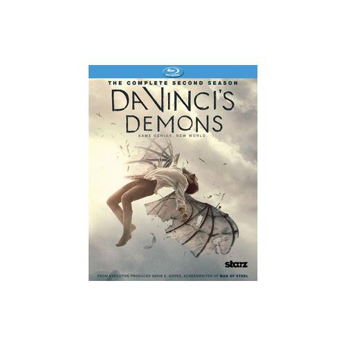 DA VINCIS DEMONS-COMPLETE 2ND SEASON (BLU-RAY/3 DISC) 13132616131