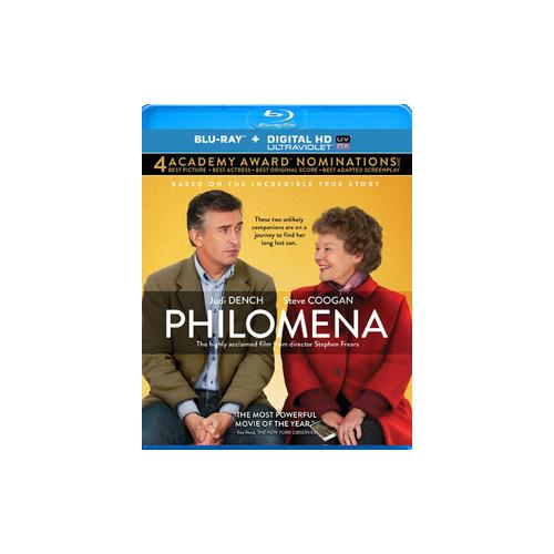 PHILOMENA (BLU-RAY/UV) 13132616322