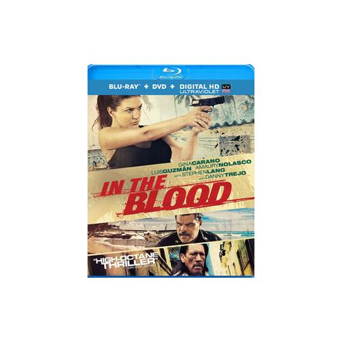 IN THE BLOOD (BLU-RAY/DVD COMBO/UV/2 DISC/SP-SUB) 13132617220