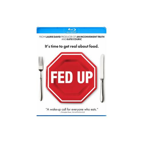 FED UP (BLU-RAY) 13132621395