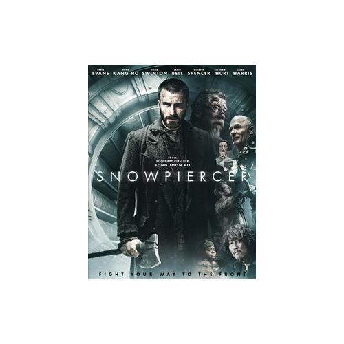 SNOWPIERCER (BLU-RAY/2 DISC/SPECIAL FEATURES) 13132622637