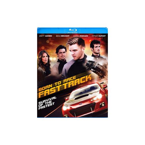 BORN TO RACE-FAST TRACK (BLU-RAY) 13132622989