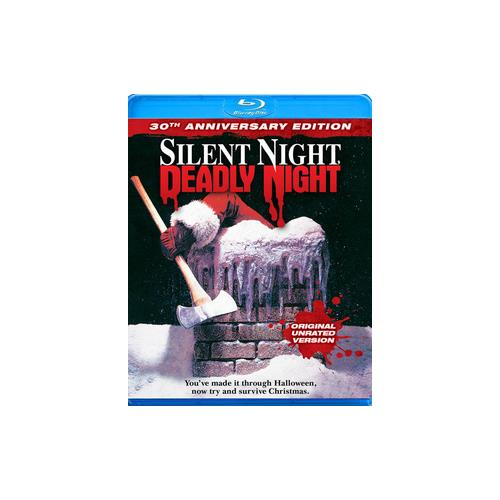 SILENT NIGHT DEADLY NIGHT-30TH ANNIVERSARY (BLU-RAY) 13132623276