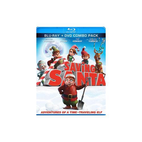 SAVING SANTA (BLU-RAY/DVD COMBO/2 DISC) 13132623702