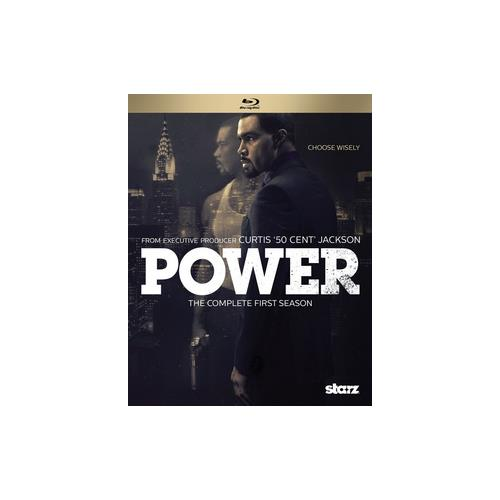 POWER-SEASON 1 (BLU-RAY/2 DISC) 13132624211
