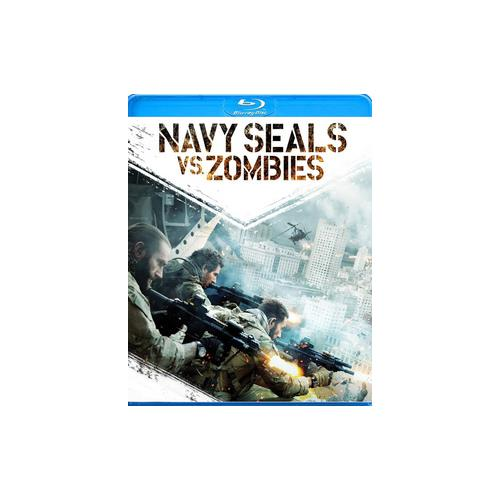 NAVY SEALS VS ZOMBIES (BLU-RAY) 13132626000