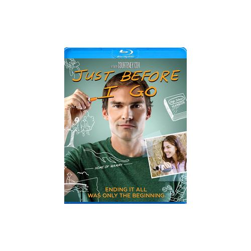 JUST BEFORE I GO (BLU-RAY) 13132628578