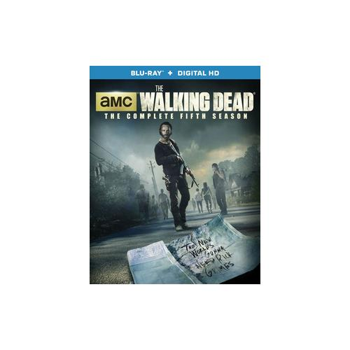WALKING DEAD-SEASON 5 (BLU-RAY/5 DISC) 13132629001