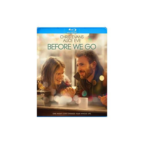 BEFORE WE GO (BLU-RAY) 13132630472