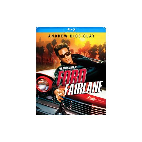 ADVENTURES OF FORD FAIRLANE (BLU-RAY) 13132630991