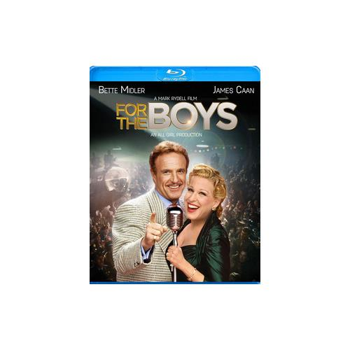 FOR THE BOYS (BLU-RAY) 13132631486